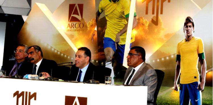 ARCO Appoints Neymar as its Brand Ambassador in Egypt & MENA Region