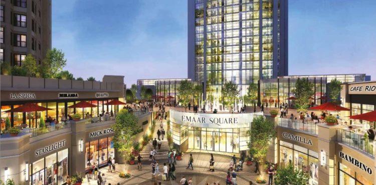 Dubai's Emaar Opens New Mall in Istanbul