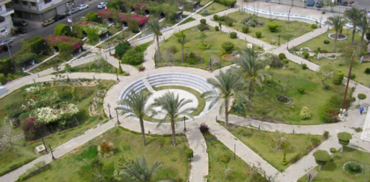 HHD to Renovate Merryland Garden in Cairo