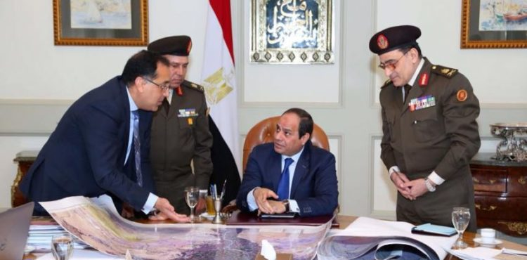 Egyptian Slums to be Replaced with 180,000 Homes