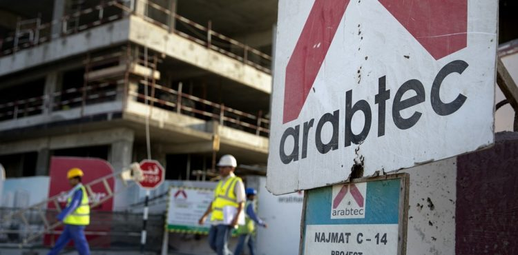 Arabtec Secures USD 171 mn Contract from DAMAC in Dubai