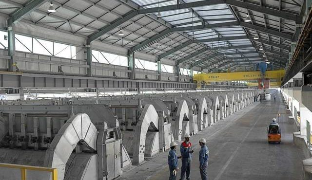Egyptalum Unveils New Production Line worth EGP 9.7 bn