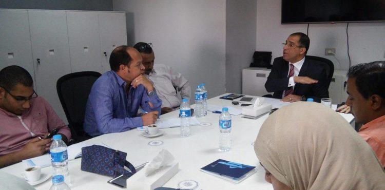 Tatweer Misr Holds Roundtable on Entrepreneurship