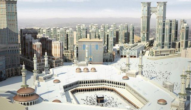 Emaar to Operate Jabal Omar's Mecca Hotel in 2019
