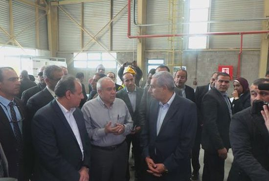 Egypt Inaugurates 1st Industrial Plastic Complex in Alex