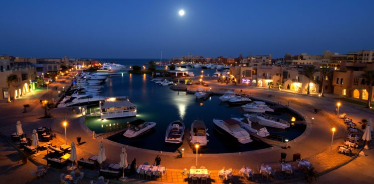 Egypt's Summer Destinations in a Wrap