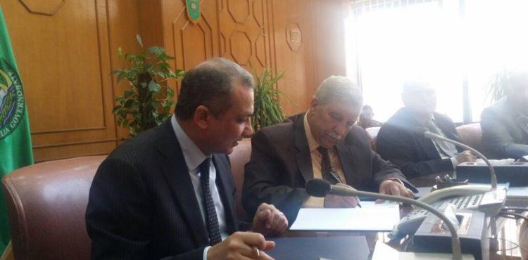 ISDF Inks Deal Worth EGP 68.5 mn to Develop Slum in Ismailia