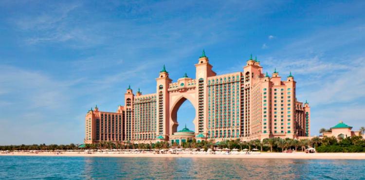 Dubai's Atlantis The Palm to Undergo USD 100 mn Refurbishment