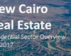 Coldwell Banker Overview Q1-2017: New Cairo Real Estate Residential Sector