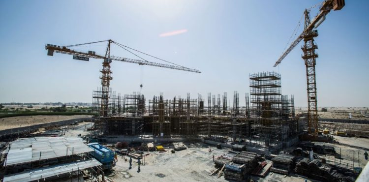 UAE's Active Building Projects' Value Rises to AED 836.8 bn