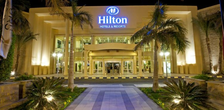 Hilton Worldwide Plans to Expand in Egypt