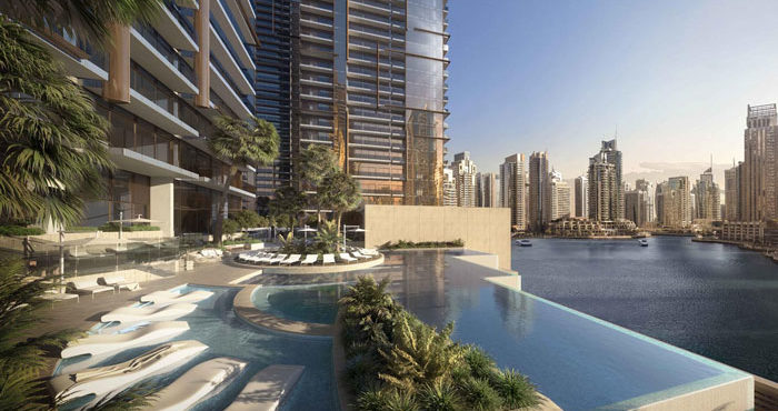 Select Group Awards Main Contract for Jumeirah Living Marina