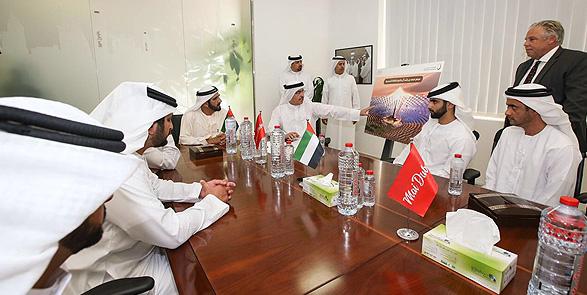 Dubai Launches World's Largest CSP Solar Project