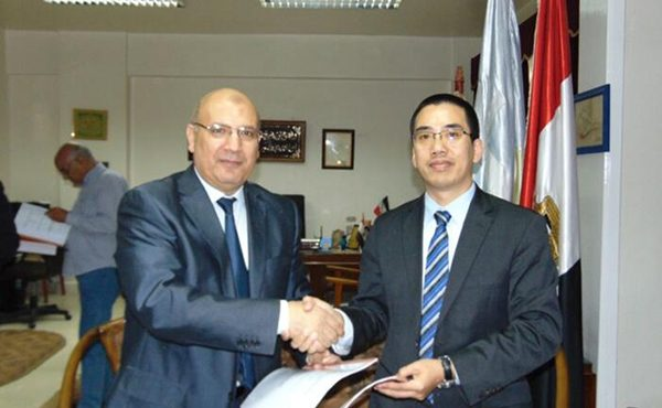 Egypt Mulls BYD Monorail System