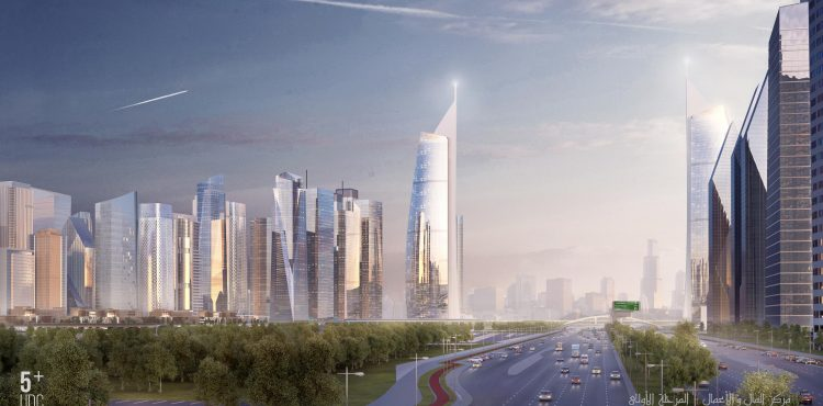 Egypt's New Admin. Capital To Have The Tallest Skyscraper in Africa