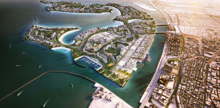 Nakheel Inks Deal for 6 Marinas at Deira Islands