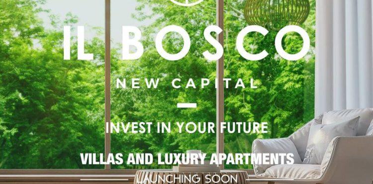 Misr Italia Launches IL BOSCO in New Capital