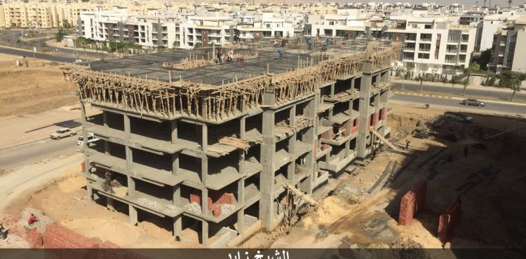 Dar Misr's 1,608 units in Sheikh Zayed 90% Completed - Minister