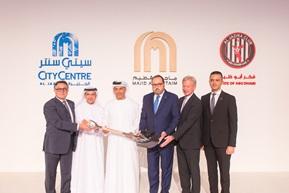 Majid Al Futtaim Breaks Ground on Abu Dhabi Mall