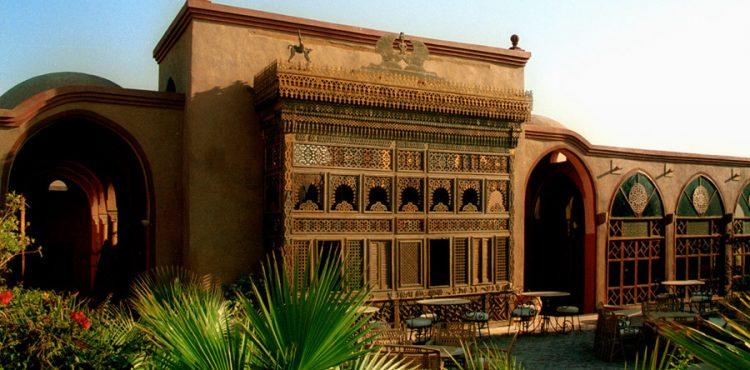 A Trip Back to a Royal Arabian Night at Al Moudira of Luxor