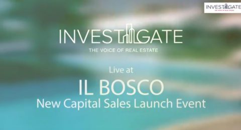 IL BOSCO – New Capital Sales Launch Event (Phase I)
