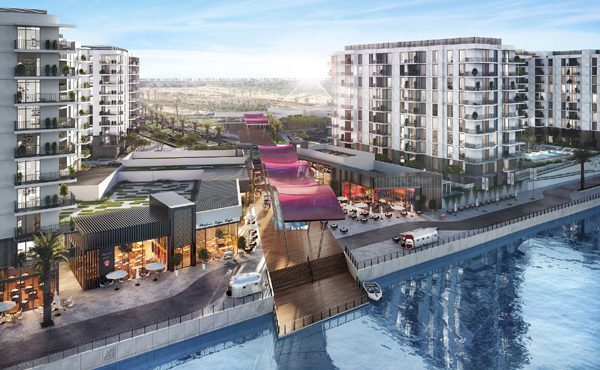 Aldar to Release More Water's Edge Homes for Sale