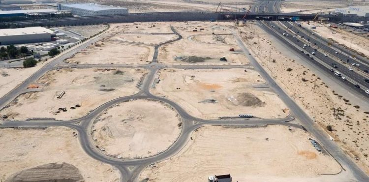 Downtown Jebel Ali Project Completes Zone 2 Infrastructure