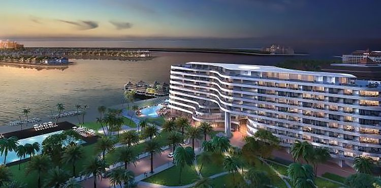 Azizi Developments to Deliver 'Mina' Project on Palm Jumeirah During Q3 2018