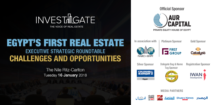 Egypt's First Real Estate Executive Strategic Roundtable: Challeng ...