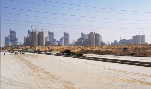 Egypt's USD 1.1 bn Cement Plant to Operate Within Days