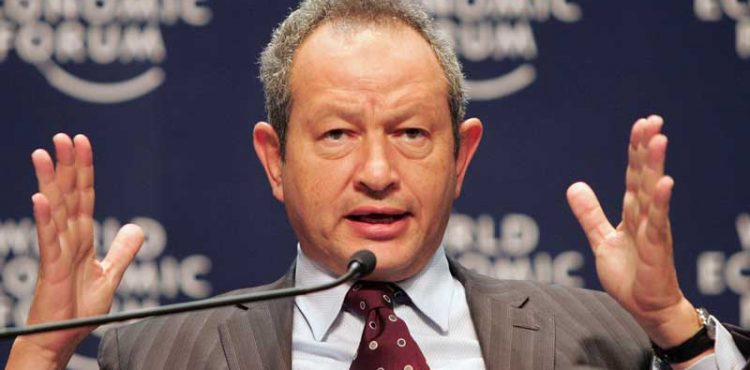 Now is the Best Time to Invest in Egypt – Sawiris