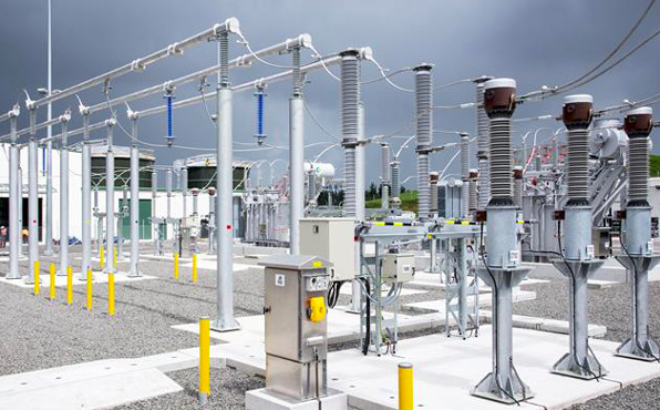 First Substation Completed at Dubai Expo 2020 Site