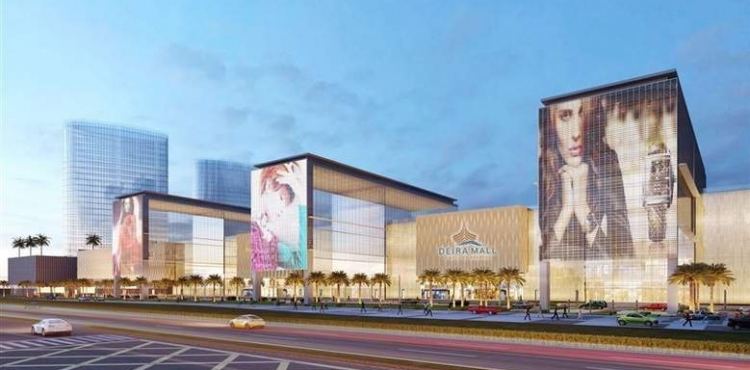 Dubai's Deira Mall Developed by Nakheel set to be Middle East's bi ...