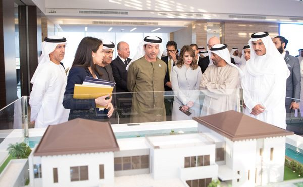 Al Fahed Unveils Seafront Project in Abu Dhabi
