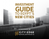 Investment Guide to Egypt's New Cities