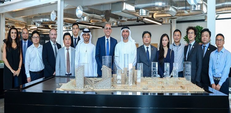 Imkan Awards China's CNTC as Main Contractor for Abu Dhabi's Pixel