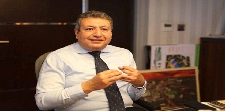 Shoukry: Egypt's Real Estate Market Progresses