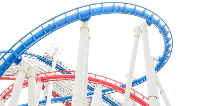 Real Estate Seasonality Roller Coaster Ride