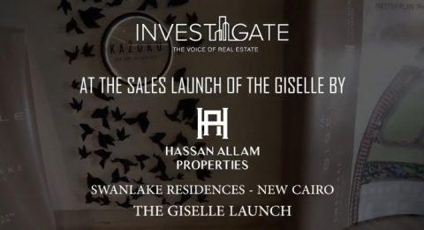 The Giselle Premier release – HAP