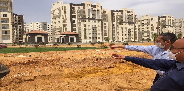 Abbas Visits NAC's Capital Park, Reviews Work Progress