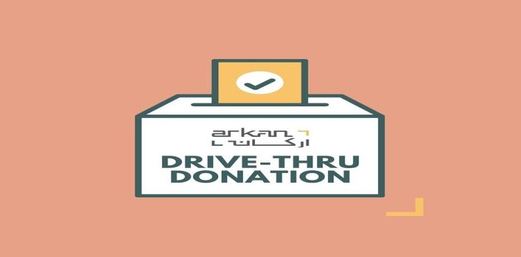 Arkan Plaza Rolls Out Egypt's 1st Drive-Thru Donation