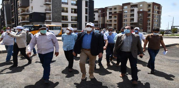 New Damietta Sees Almost 3,400 Sakan Misr Units Done