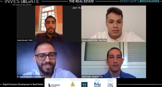 Digital Week Day 1 | Digital business Development in Real Estate