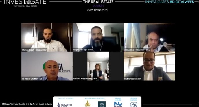 Digital Week Day 2 | Utilize Virtual Tools VR & AI in Real Estate