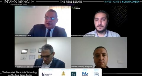 Digital Week Day 3 | The Impact of Blockchain Technology on Real Estate Sector