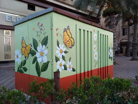 New Damietta Sees An Electric Art