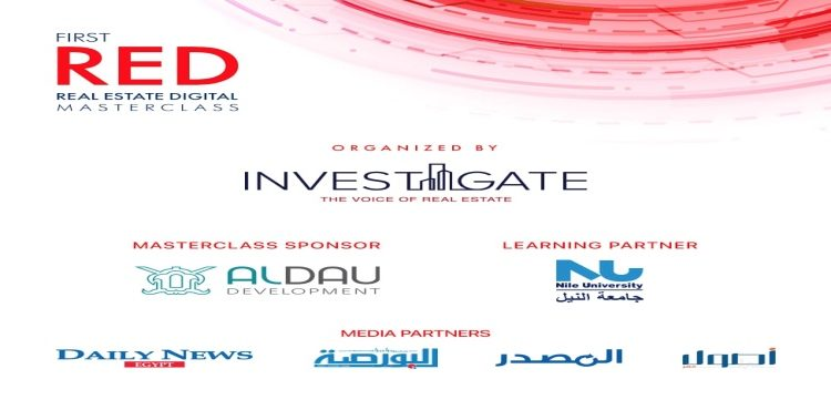 Invest-Gate Presents RED Masterclass to Digitize Real Estate Business