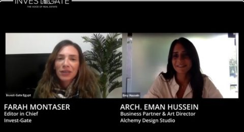 #TheVoiceOfArchitecture | Interview with Eman Hussein - Business Partner & Art Director, Alchemy DS