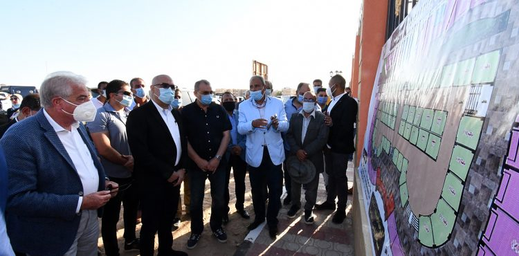 South Sinai Sees Major Uplift to Feature EGP 1.7 bn New Projects