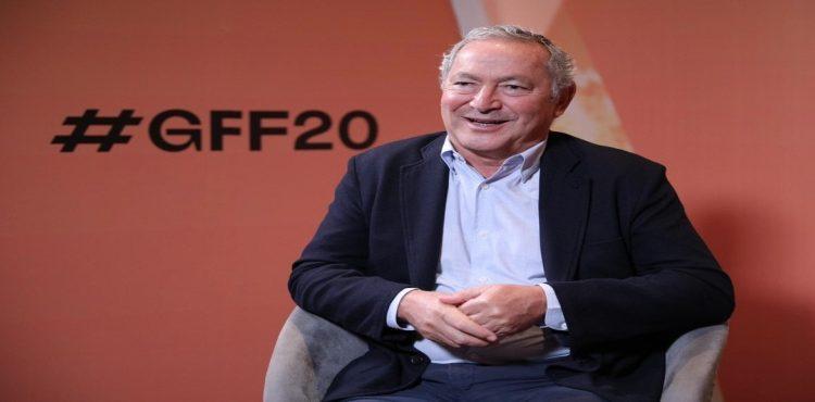 Orascom Development's O WestSponsors GFF 2020
